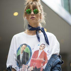 Unsere Styles: Oversize Shirt kombinieren