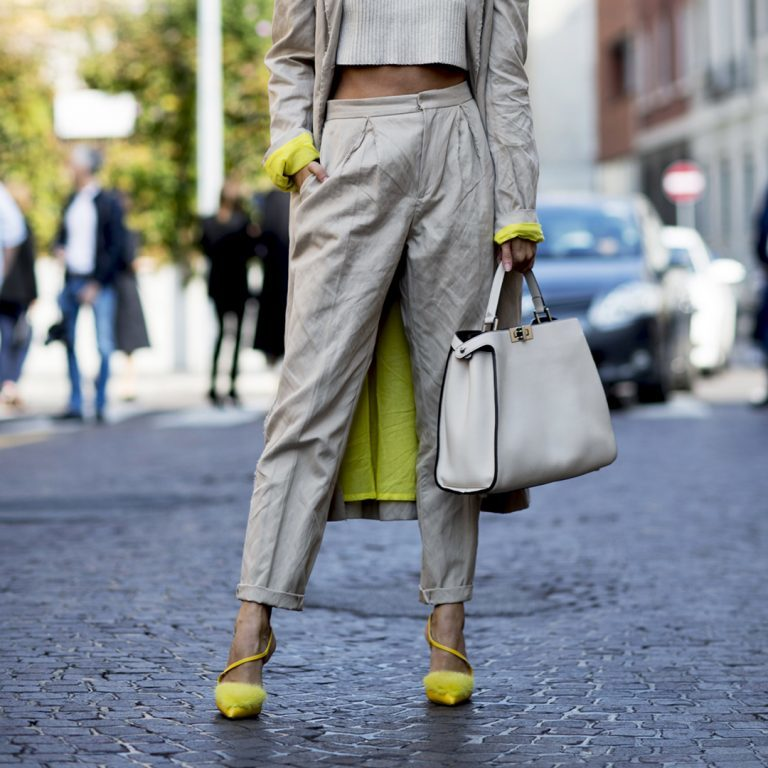 Fashion Trend of the Month: Paper Bag Hose