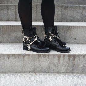 Cowboy Stiefel & Biker Boots Damen