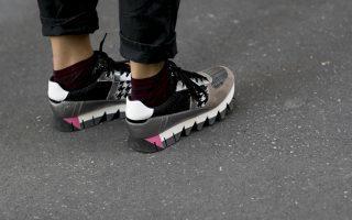 We love Sneakers
