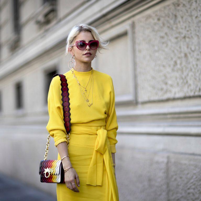 Die schönsten Pieces in der Trendfarbe Gelb