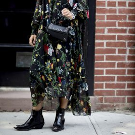 Dress To Impress – Flache Schuhe zum Kleid