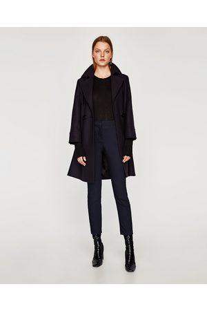 Zara SKINNY-HOSE MIT HOHEM BUND - In weiteren Farben verfügbar