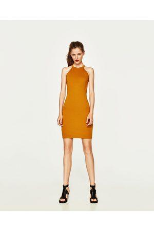 Zara NECKHOLDER-KLEID - In weiteren Farben verfügbar