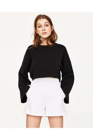 Zara SHORTS MIT HOHEM BUND - In weiteren Farben verfügbar