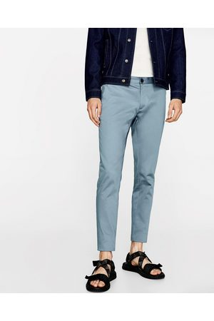 Zara CHINOHOSE IM SLIM-FIT - In weiteren Farben verfügbar