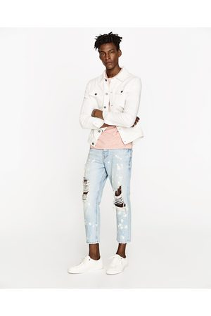 Zara LOOSE-FIT-JEANS