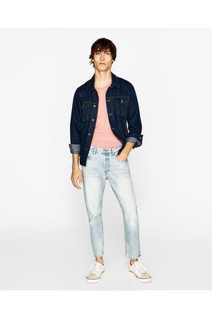 Zara SLIM-FIT-JEANS IM VINTAGE-STIL - In weiteren Farben verfügbar