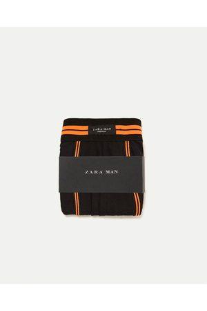 Zara BOXERSHORTS MIT NEONSTREIFEN - In weiteren Farben verfügbar