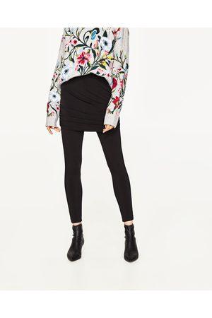 Zara ROCK MIT LEGGINGS