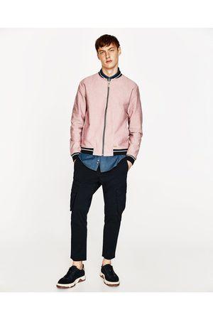 Zara OXFORD-BOMBERJACKE - In weiteren Farben verfügbar