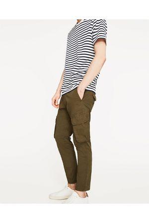 Zara CARGOHOSE - In weiteren Farben verfügbar