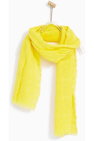 Zara FARBIGES DREIECKSTUCH MIT SCHUSSFADEN - In weiteren Farben verfügbar