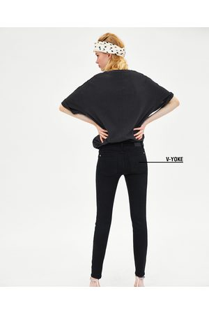 "Zara JEGGINGS LOW RISE ""CURVES"""