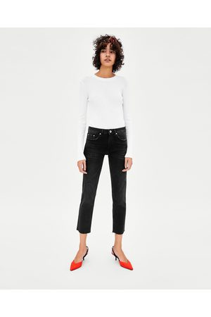 Zara JEANS LOW RISE SLIM