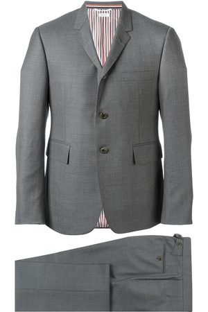 Thom Browne Super 120s Suit With Tie