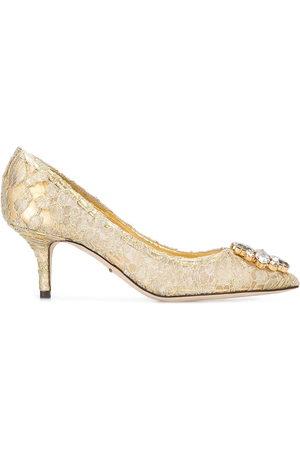 Dolce & Gabbana Bellucci' lace pumps