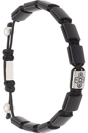 Nialaya Jewelry Dorje bead bracelet