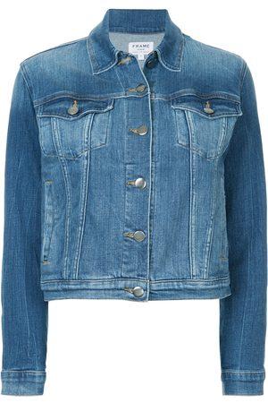 FRAME Damen Jeansjacken - Le Vintage jacket