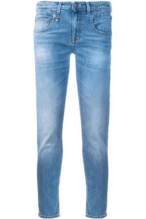 R13 Damen Jeans - Blue