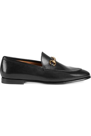 Gucci Jordaan leather loafers