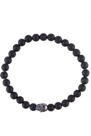 Nialaya Herren Armbänder - Black