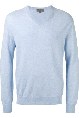 N.PEAL V neck sweatshirt