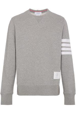 Thom Browne Engineered 4-Bar Jersey Sweatshirt