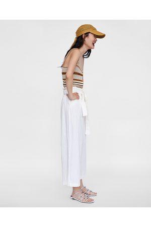 Zara PAPERBAG-CULOTTE