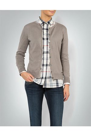 Barbour Damen Cardigan Hamerley grey LKN0320GY54
