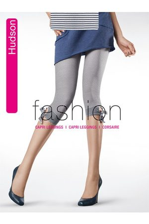 Hudson Maritim Ribbon Capri Leggings 3er Pack 1541