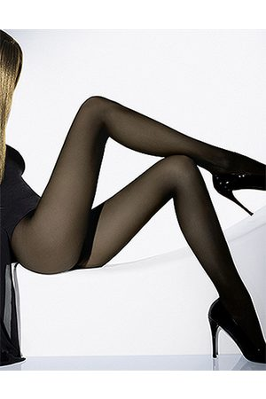 Wolford Individual 10 nearly black 18382/7212