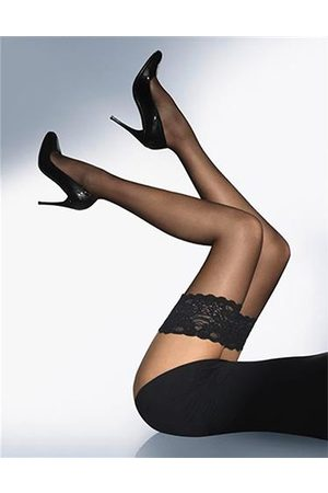 Wolford Satin Touch 20 Stay-Up black 21223/7005
