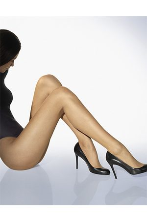 Wolford Luxe 9 Tights gobi 17028/4365