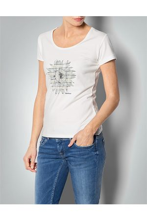 Barbour Damen T-Shirt Dalry snow LTS0065WH31