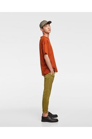 Zara BASIC-CHINO IM SKINNY-FIT