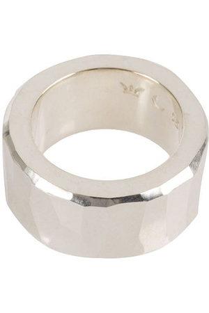 Werkstatt:München Damen Ringe - Sculpted band ring