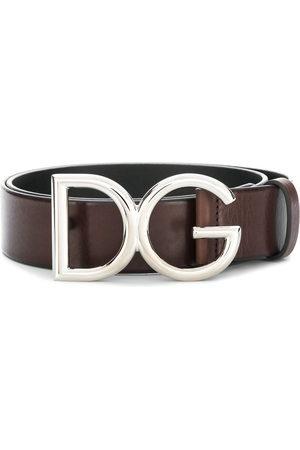 Dolce & Gabbana Herren Gürtel - Logo buckle belt