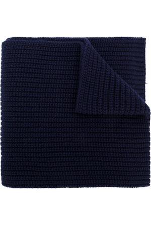 Dolce & Gabbana Herren Schals - Ribbed knit scarf