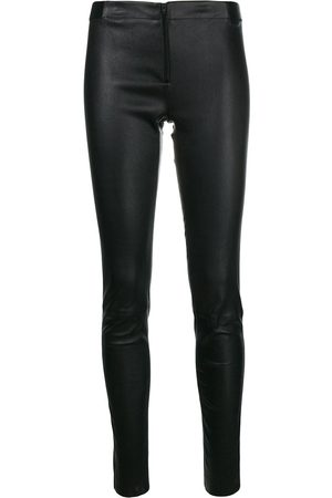 ALICE+OLIVIA Skinny leather trousers