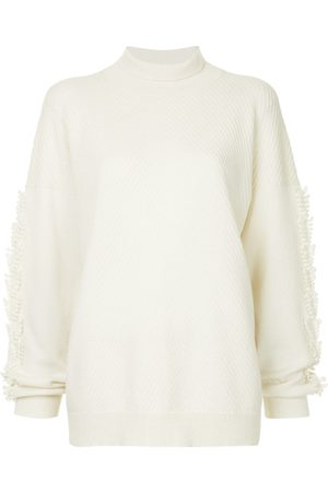 Barrie Oversized roll-neck sweater