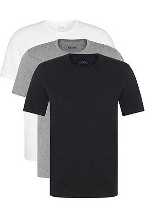 BOSS Herren Shirts - T-Shirts aus Baumwolle im Dreier-Pack