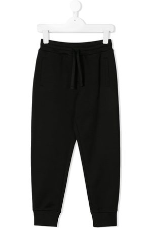 Dolce & Gabbana Rear logo plaque track pants