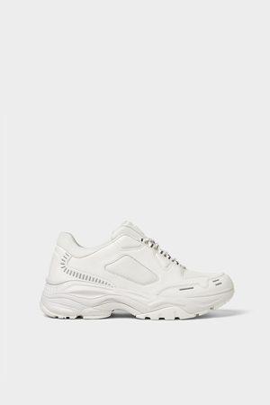 Zara Herren Sneakers - Plateausneaker