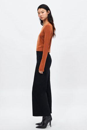Zara CROPPED-SHIRT