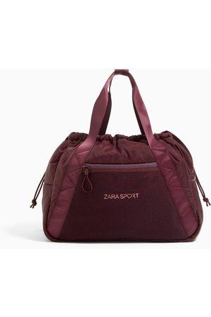Zara SPORTLICHE BOWLINGTASCHE