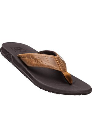 Reef Zehensandale brown-tan RF002025/BTN