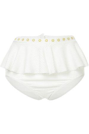Duskii Venice ruffled bikini bottom