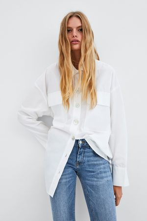 Zara SUPER LOW-RISE PREMIUM QUALITY JEANS