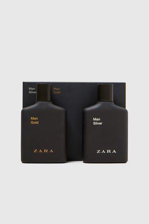 Zara Gold + man silver 100 ml